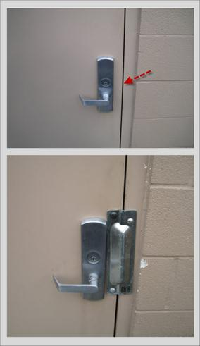 Msm Supply Latch Protector Door Hardware Blog Page